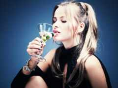 женщина, free, drinking
