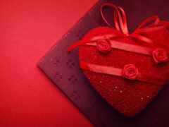 сердце, день, valentine
