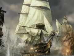 корабли, иллюстрации, кораблей
