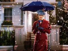 мэри, poppins, return