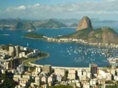 город, brazil, рио