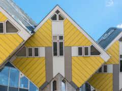 house, world, кубик