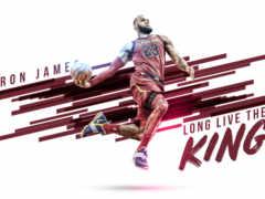 lebron, james, king
