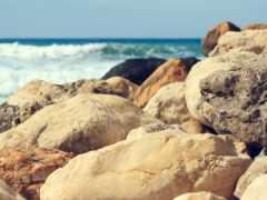 камни, море, моря