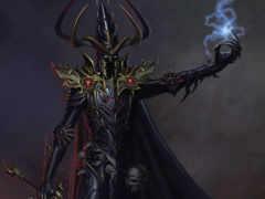 хаоса, warhammer, боги