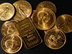 gold, coin, thairesident