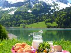 природа, milk