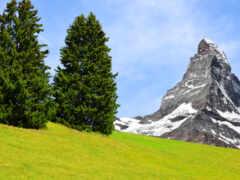 climb, гора, маттерхорн