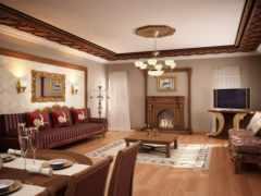 nội, wohnzimmer