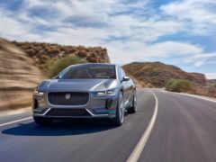 jaguar, pace, concept