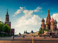 москва, площадь, red