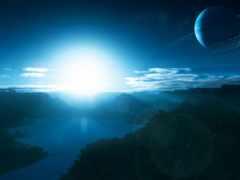 свет, планеты, ни