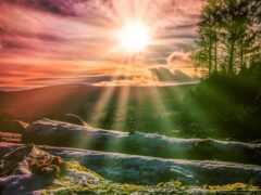oir, восход, ireland