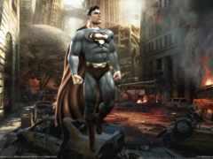 batman, universe, superman