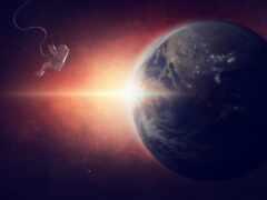 космос, cosmic, ученый