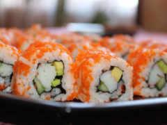 суши, еда