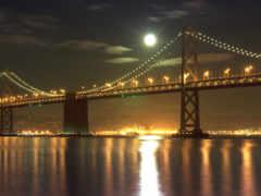 мост, francisco, sana