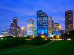 houston, park, texas
