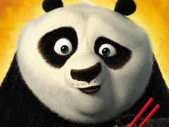 фу, кунг, панда