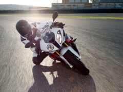 мотоцикл, поворот, led