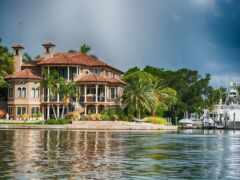 яхта, villa