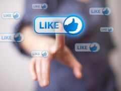 facebook, хаски, малыш