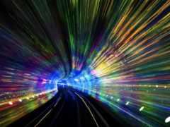 tunnel, facebook