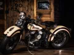 davidson, harley, мотоцикл