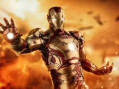 iron, мужчина, avenger