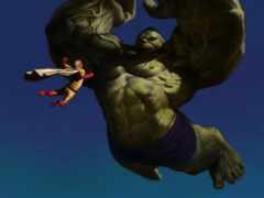 marvel, идея, hulk