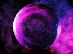 crystal, мяч, neon