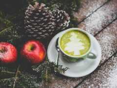 праздник, фон, christmas