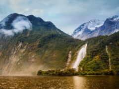 gora, новый, зеландия