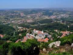 sintra, португалия, дворец