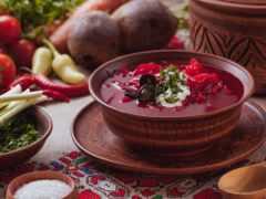 borscht, суп, oleks