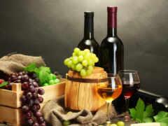 вино, продать, раки