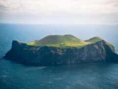 house, остров, одинокий