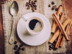 coffee, еда, плакат