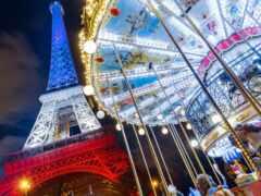 париж, башня, eiffel