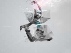 abstract, клипарт, танцовщица