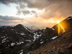 mount, evans, гора