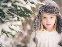 ребенок, winter, ребенка