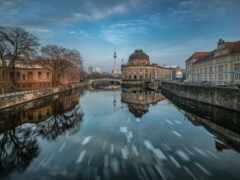 набережная, museum, река