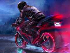 мотоцикл, ava, аватар