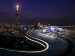 город, ночь, car