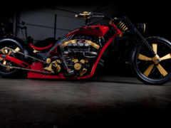 мотоциклы, davidson, harley