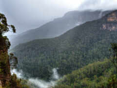 гора, siden, австралия