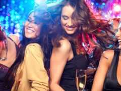 club, сторона, вечеринки