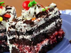 торт, cherry, рецепт