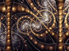 fractal, абстракция, pattern